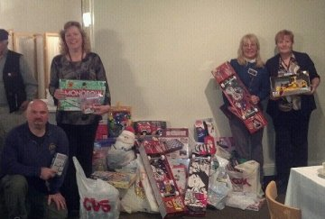 2011 Toys for Tots Drive