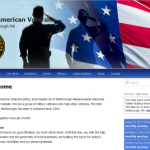 Website for the Disabled American Veterans Marlborough MA