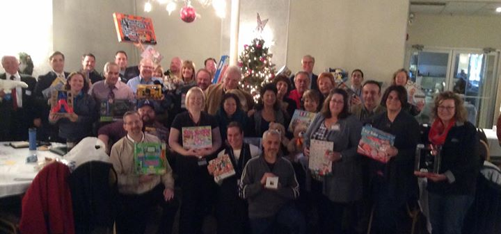 2015 Toys for Tots at BNI
