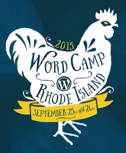 2015 WordCamp Rhode Island – Sept. 25 & 26