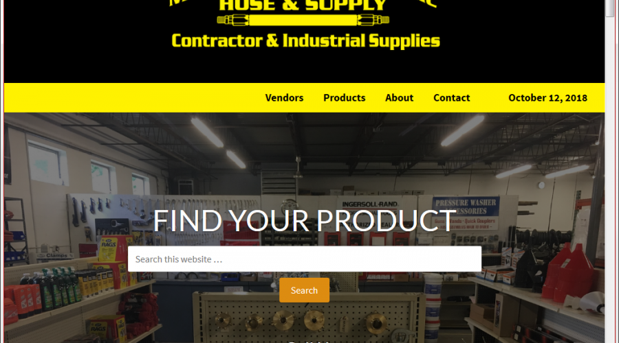 Marlboro Hydraulic Launches New WordPress Website