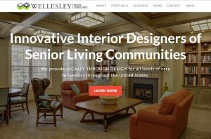 Wellesley Design Consultants website